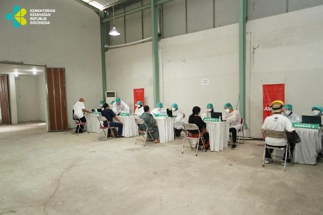 [NNA] 印尼 민간기업 접종 프로그램에 日기업 54% 등록