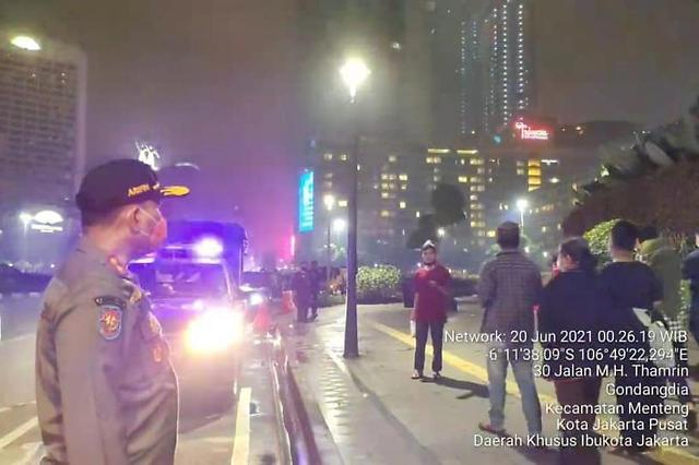 [NNA] 印尼 야간통행 금지구역, 수도권 21개소로 확대