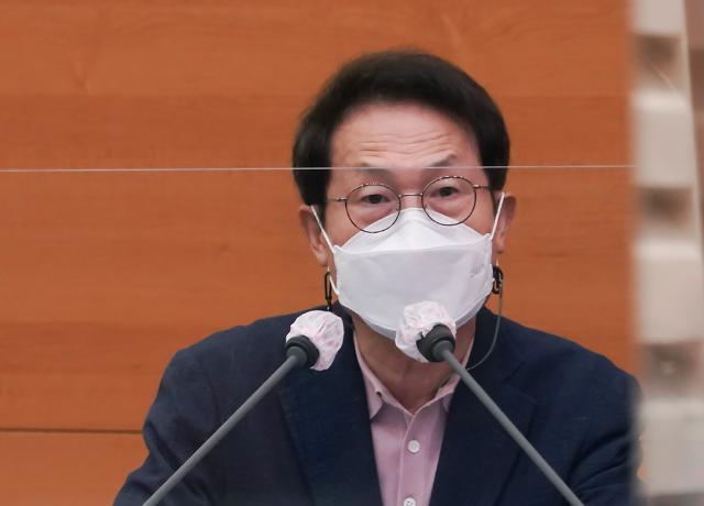 """조희연 """"자사고 폐지 논란, 헌법재판소서 정리 기대"""""""