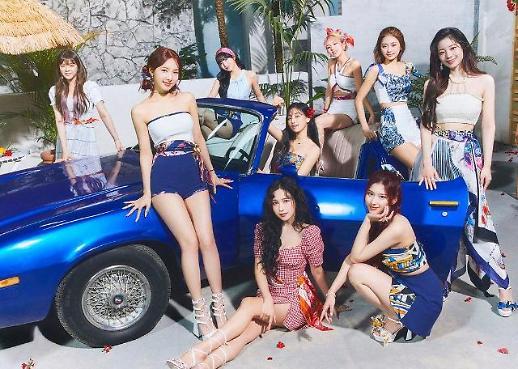 Các nhóm nhạc Hàn Quốc đồng loạt xuất hiện trong Billboard 200