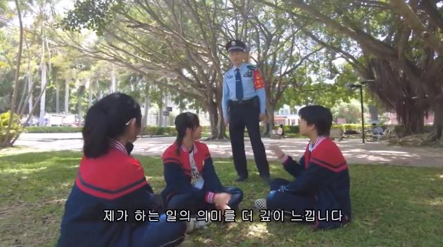 [중국영상]CMG 우리는 청춘 방영-대테러 경찰관 장페이웨이