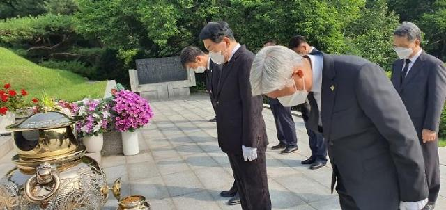 안상수 전 인천시장, 대선 출마 선언···'포용과 융합 시대' 강조