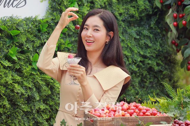[포토] 한채아, 달콤한 미소