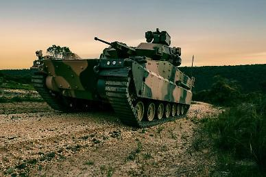 Hanwhas Redback infantry fighting vehicle to be tested by S. Korean army