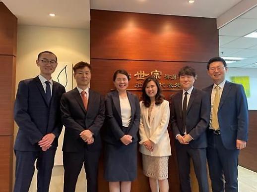 精准把脉,为韩中企业提供最安心的法律服务——访世宗律师事务所北京代表处首席代表元重在、韩国总部律师许煜