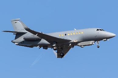 Korean Air to purchase four Falcon 2000S jets for medium-altitude spy plane program