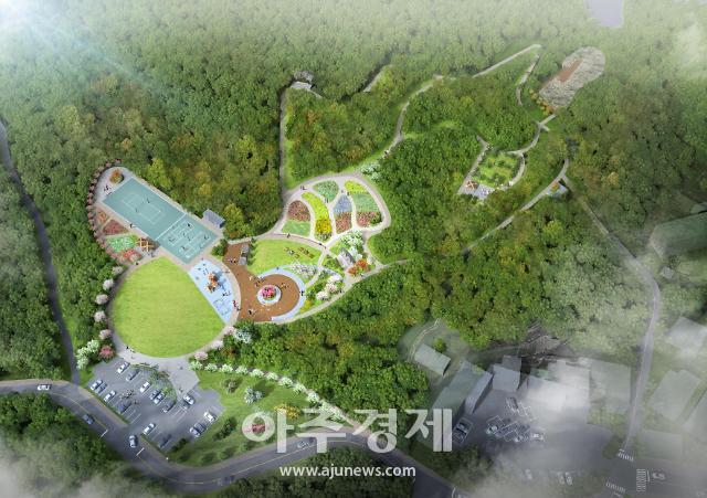 [경기 양주소식] 백석 근린공원17 조성 순항