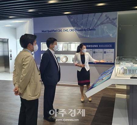 인천시, K-바이오 랩허브 유치전 산·학·연·관 일치단결로 총력 대응