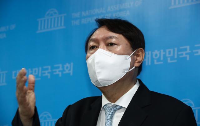 """윤석열-원희룡 만찬 회동…""""내년 정권교체 공감대"""""""