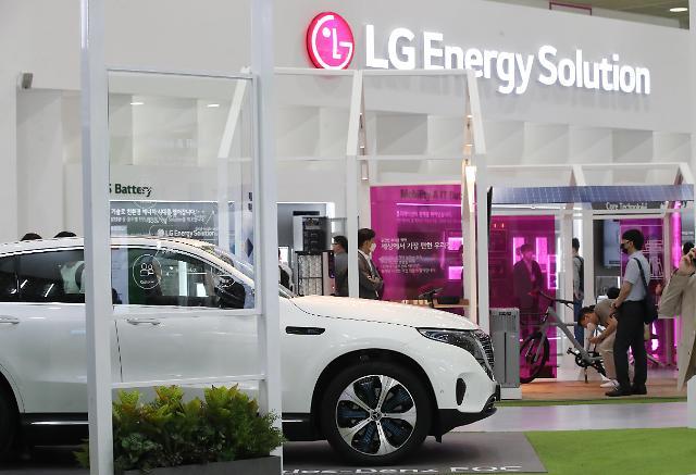 二季度持续飘红 韩电池厂商业绩将再创新高