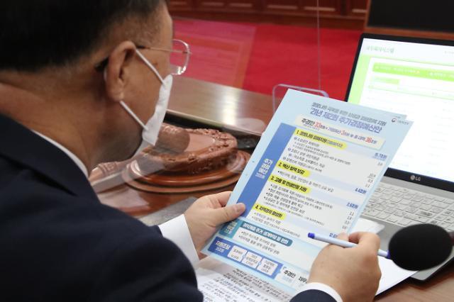 """[Q&A] 기재부 """"1인당 25만원 국민지원금 지급 대상 이달 말 발표"""""""