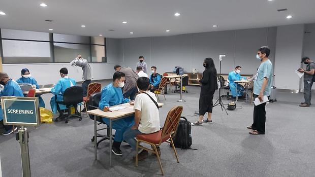 [NNA] 印尼 수카르노 하타 공항, 승객용 백신 접종장소 설치
