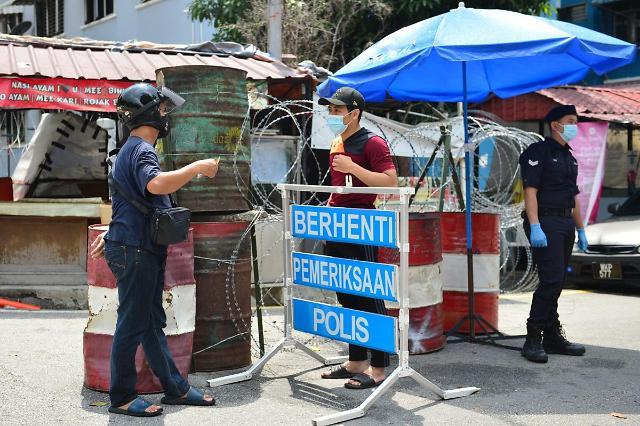 [NNA] 말레이시아 수도권, 규제강화로 대부분 조업중단... 업계에서 불만 목소리