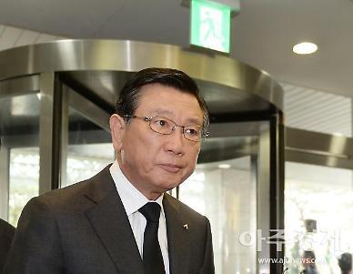 검찰 박삼구, 증거인멸 대가로 전직 임원에 수억원 지급