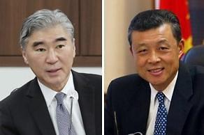 美中 대북특별대표 첫 통화…북핵 문제 논의
