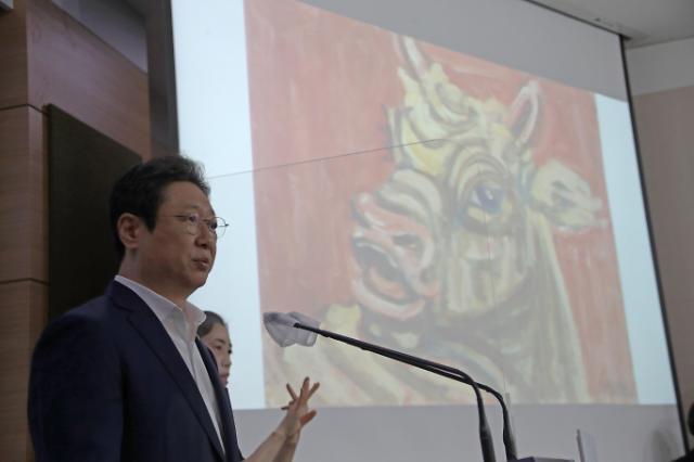 韩政府公开李健熙藏品管理方案 暂时敲定两处美术馆候选地