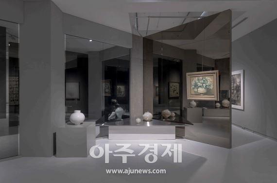 시대 건너 연결된 문화재와 근현대미술...'DNA: 한국미술 어제와 오늘'
