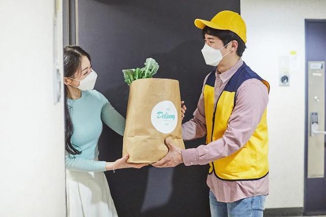韩流通业打响竞速战 一小时内送达服务登场