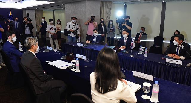 한·미 북핵수석대표, 유선 협의...북한 상황 등 공유한 듯
