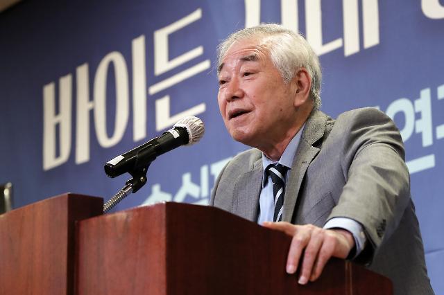 """문정인, G2 동시 겨냥 """"안보 위협 강대국 행보에 결기 있게 대응해야"""""""