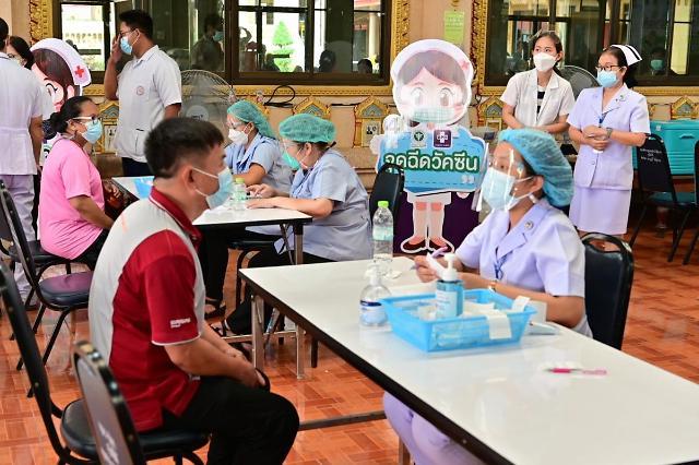 [NNA] 태국 지역사회 감염자 6503명, 역대 두 번째로 많아... 日人 사망자 발생(7일)