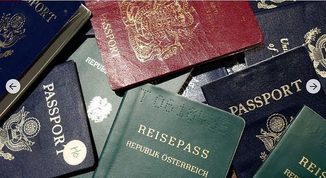 韩国护照含金量排名全球第3位 可免签入境191国