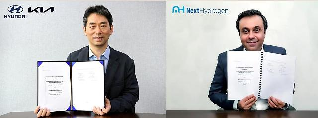 Canadas Next Hydrogen ties up with Hyundai to develop cost-efficient green hydrogen production solution