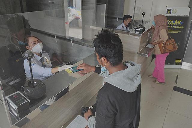 [NNA] 印尼 비자 신청요건 강화... 백신 접종 필수