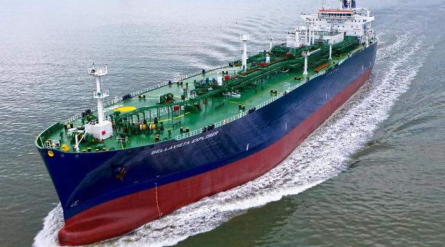 Hyundai shipyard completes construction of worlds largest LPG carrier