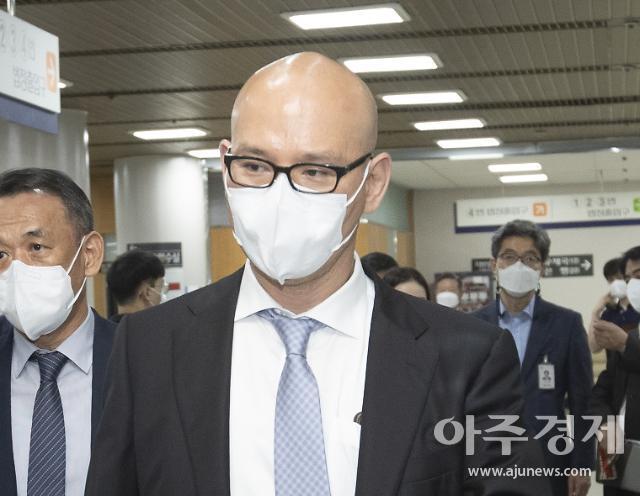 """개인회사 부당지원 대림 이해욱 """"사업적 판단"""" 혐의 부인…13일 재판 마무리"""