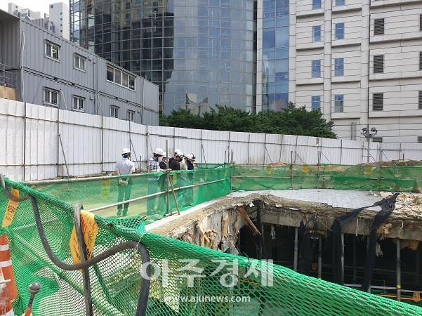 경기도, 건축물 해체 공사장 390곳 긴급 안전점검...80건 지적사항 발견