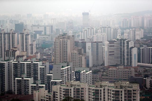 韩首都地区房价涨势强劲:上周周涨幅创一年半来新高