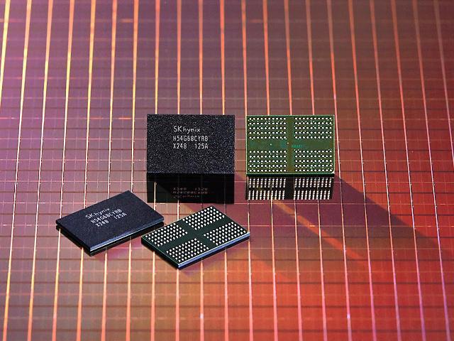 加紧追击 SK海力士宣告量产第四代10纳米级DRAM产品
