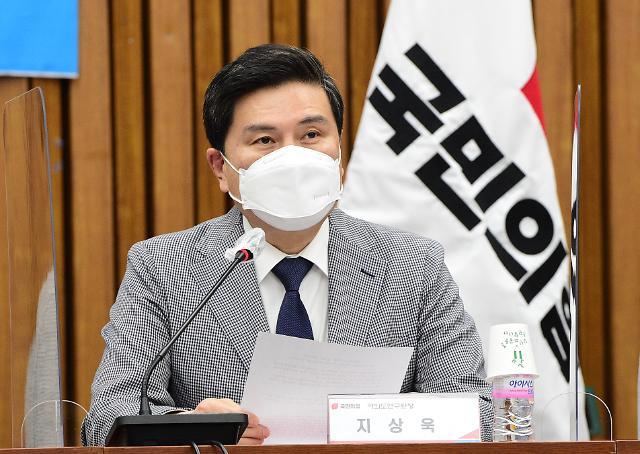 """지상욱 """"윤호중, 제1야당 대표에게 탱자? 말 조심하라"""""""
