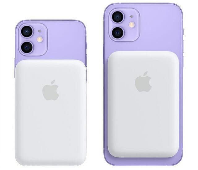 애플, 아이폰12용 '맥세이프 배터리팩' 출시