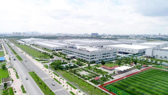 三星越南家电厂现新冠集体感染 生产线不停
