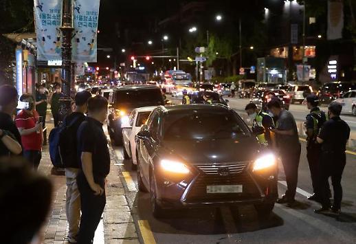 个体户举行示威 抗议政府高强度防疫措施