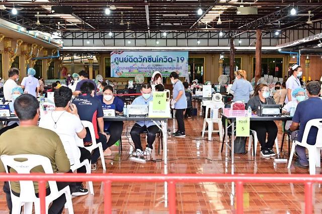 [NNA] 태국 지역사회 감염 9309명, 사망자는 87명(14일)