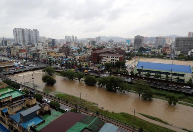 행안부 집중호우 피해 전남·경남에 국비 26억원 지원