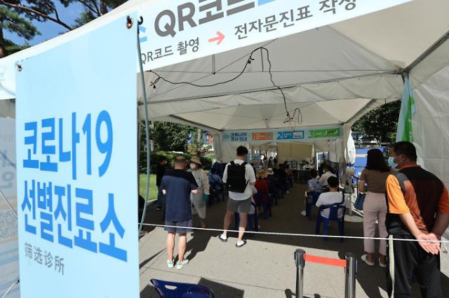 韩国新增1536例新冠确诊病例累计175046例