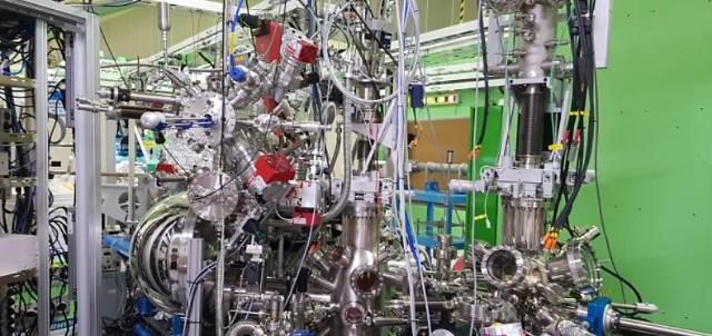 Researchers detect photoelectron from spontaneously formed exciton