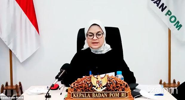 [NNA] 印尼 정부, 美 화이자 백신에 긴급사용허가