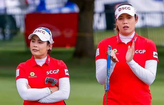 태국 쭈타누깐 자매, LPGA 다우 그레이트 우승