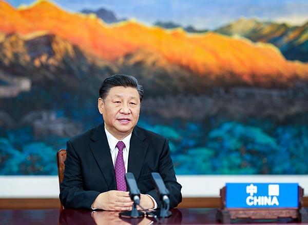 中 시진핑 주석, APEC 정상회의에서 4가지 제안
