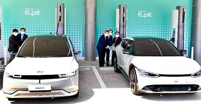 混动SUV人气高 现代起亚今年前5个月环保车出口增45%