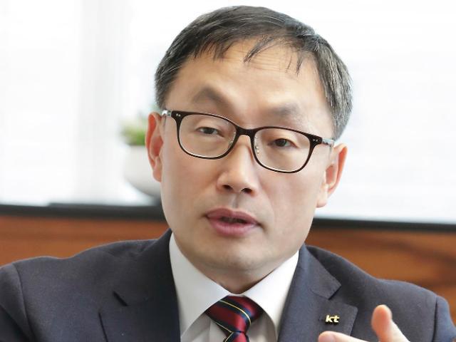 """구현모 KT 대표 """"디지코 전환 핵심은 사람""""…AI·DX 인재 양성 속도"""