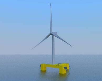 Samsung shipyards offshore wind turbine floater wins DNVs basic design certification
