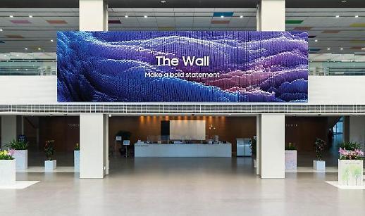 """三星""""The Wall""""新品亮相"""