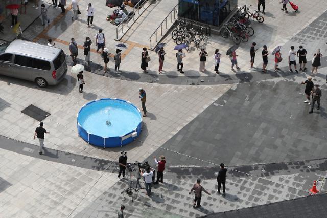 [속보] 코로나19 신규 확진자 1278명…2주째 네 자릿수 기록
