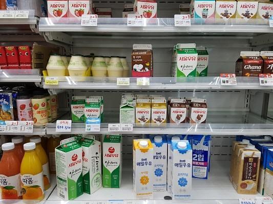 8월 원유 가격 인상...우유·빵·과자 도미노 인상 초읽기